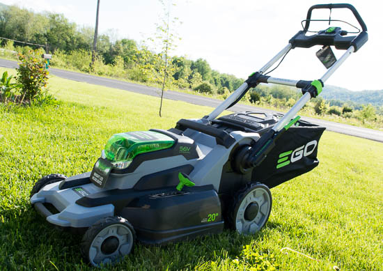 Celtic Mowers - EGO Cordless Lawn Mower - Specification