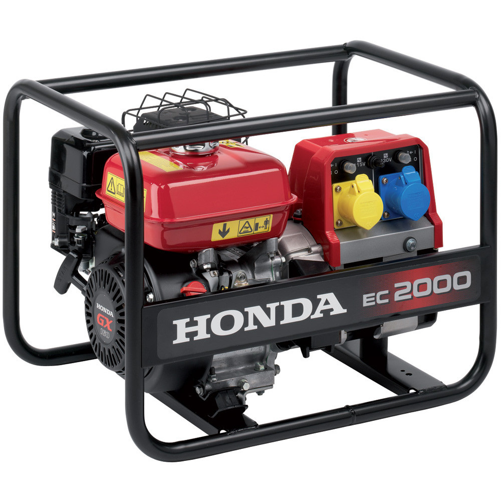 Honda generators swansea for Honda vs yamaha generator