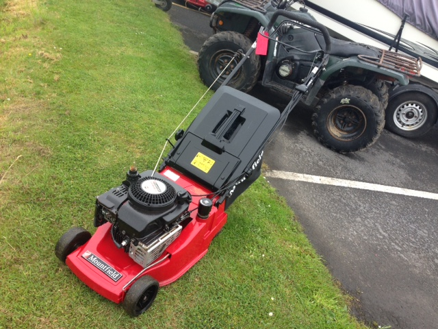 Second Hand Mountfield Empress 16 Quot Self Propelled