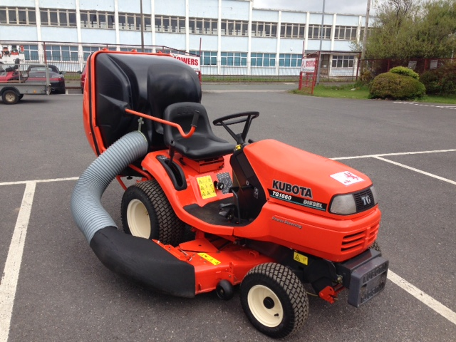 Used Diesel Kubota Tg 1860 Excellent Condition