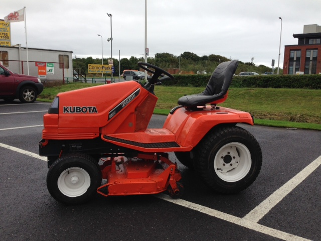 Second Hand Kubota G1900 40 Quot Rear Discharge