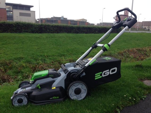 Ex-Demo - EGO 56V Lithium-Ion Lawn Mower