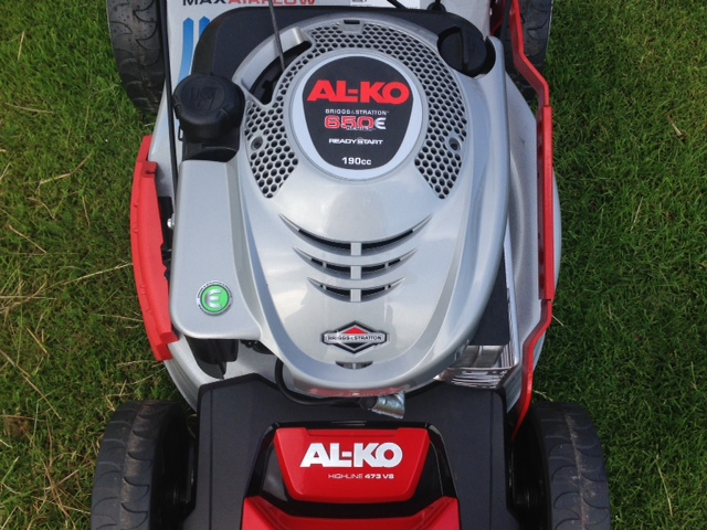 Special Offer Al Ko Highline 473vs 4 In 1 Vari Speed