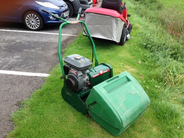 Used Ransomes Marquis 51 Cylinder Lawn Mower