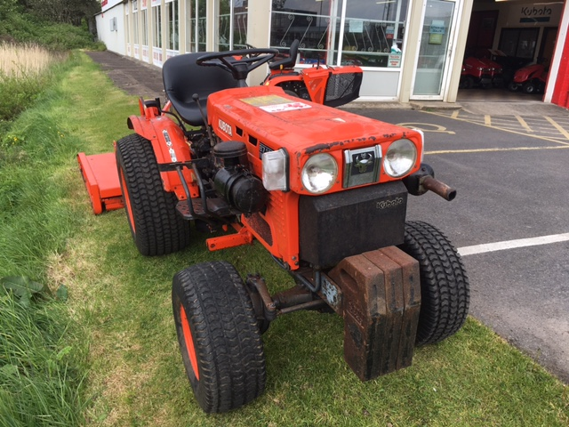 Used Second Hand Kubota B7100 Hst