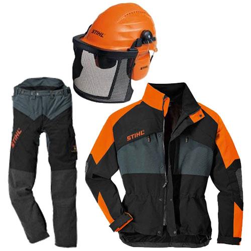 stihl personal protective equipment