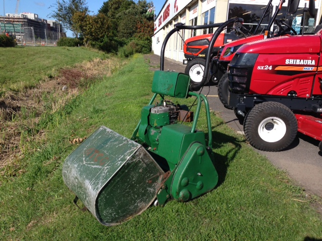 Celtic Mowers Now Sold Atco 20 Quot Cylinder Machine