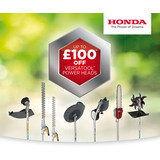 Honda Versatool Special Offer