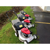 "3 x Second Hand Honda IZY's 21"" Self Propelled ! SOLD"