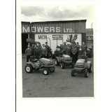 Celtic Mowers - 40 Years Of The People