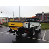 Snowex Bulk Pro SP-1875 Tailgate Spreader
