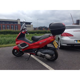 NOW SOLD - SECOND HAND - GILERA RUNNER SCOOTER