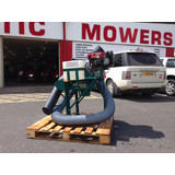 PREDATOR - TRAILER MOUNTED INDUSTRIAL VACUUM / DEBRIS LOADER