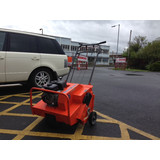 NOW SOLD - SECOND HAND HUSQVARNA AR25 HOLLOW TINE AERATOR