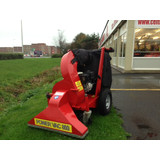 NOW SOLD - HONDA ENGINE POWERVAC 800 WHEELED VACUUM