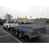 Heavy Duty / Commercial Trailers