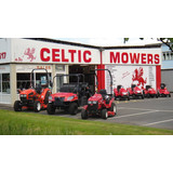Celtic Mowers - Welcome To Our Showroom