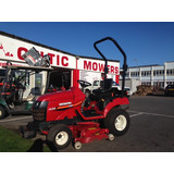 NOW SOLD - Second Hand Shibaura SX24 Sub Compact Tractor With Only 939 Hours