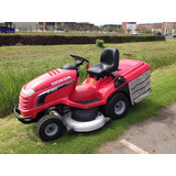 NOW SOLD - SECOND HAND HONDA HF2620HT RIDE-ON TRACTOR - GREAT CONDITION !