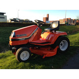NOW SOLD - AVAILABLE IN TIME FOR THE SEASON - KUBOTA G1700 HST RIDE-ON TRACTOR !