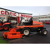 NOW SOLD - NOW AVAILABLE - USED KUBOTA F3560 OUTFRONT RIDE-ON TRACTORS