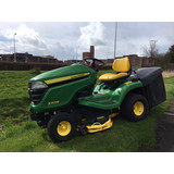 NOW SOLD - USED / SECOND HAND JOHN DEERE X305R - RIDE-ON TRACTOR