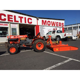 NOW SOLD - USED - SECOND HAND KUBOTA B7100 HST