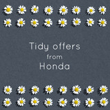HONDA RIDE-ON TRACTORS - SPECIAL OFFER !