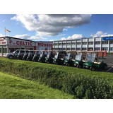 THEY HAVE ARRIVED -  10 X YAMAHA G29 SECOND HAND / USED PETROL GOLF CARS !