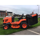 NOW SOLD - SECOND HAND / USED KUBOTA G23 DIESEL RIDE-ON TRACTOR