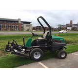 NOW SOLD - USED / SECOND HAND RANSOMES HR3300T OUT FRONT RIDE-ON MOWER