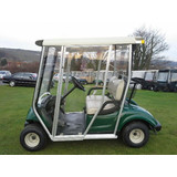 GOLF BUGGY FULL ENCLOSURE, DOORS, SIDES, REAR & ROOF