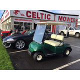 NOW SOLD - SECOND HAND YAMAHA PETROL GOLF BUGGY