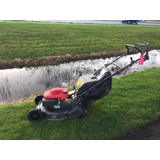 NOW SOLD - SECOND HAND / USED HONDA HRD536QXE LAWNMOWER