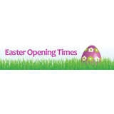 EASTER 2018 OPENING TIMES