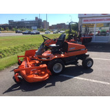 USED KUBOTA F3560 OUT-FRONT RIDE-ON TRACTOR