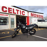 NOW SOLD - USED - SINNIS APACHE 125CC MOTOR CYCLE