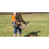 PRODUCT DEMONSTRATION - STIHL FSA 130 & THE AR 1000 BACKPACK BATTERY