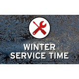 SAVE ££££'S - WINTER SERVICE DISCOUNT NOW ON !