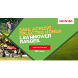 READY, STEADY, MOW... HONDA'S 2019 LAWN & GARDEN CAMPAIGN NOW ON