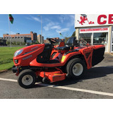 SECOND HAND / USED KUBOTA GR2120 DIESEL RIDE-ON TRACTOR