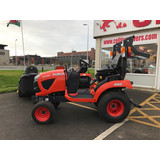 USED / SECOND HAND KUBOTA BX231 DIESEL SUB COMPACT TRACTOR