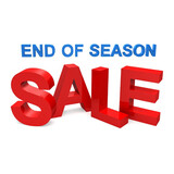 END OF SEASON SALE NOW ON !!