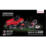 THE 2021 HONDA LAWN & GARDEN PROMOTION IS NOW ON !