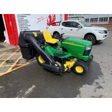 JUST IN - USED / SECOND HAND JOHN DEERE X495 - 3 CYLINDER DIESEL RIDE-ON