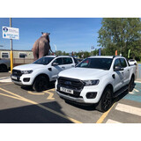 THE NEW ADDITIONS TO OUR FLEET - 2 BRAND NEW FORD RANGERS !