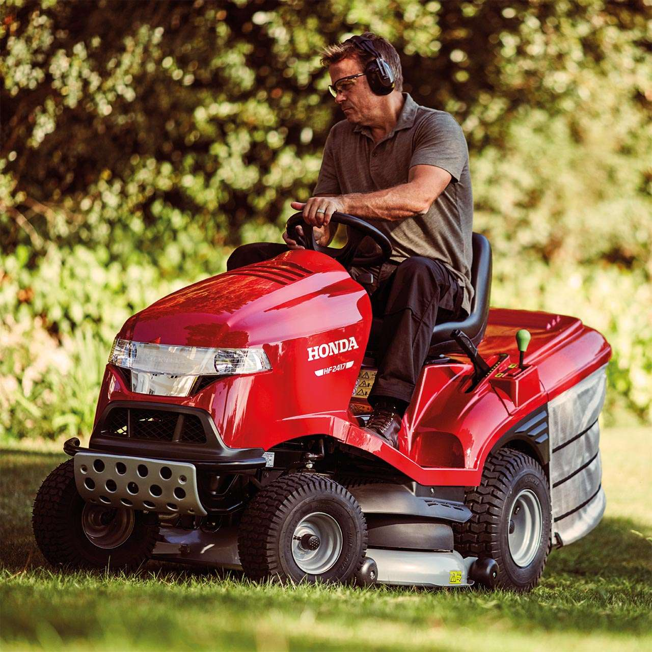 review with an mowing mowers gas speed variable lawnmower honda mower push extra in